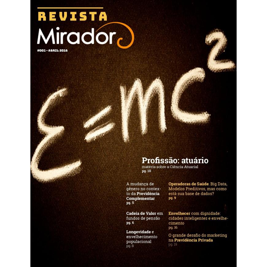 Revista Mirador Edição Abril 2018
