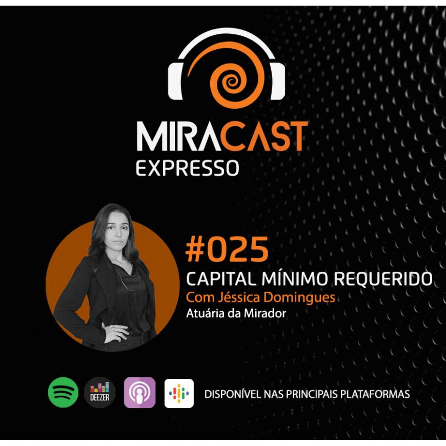 Miracast Expresso #025 – Capital Mínimo Requerido