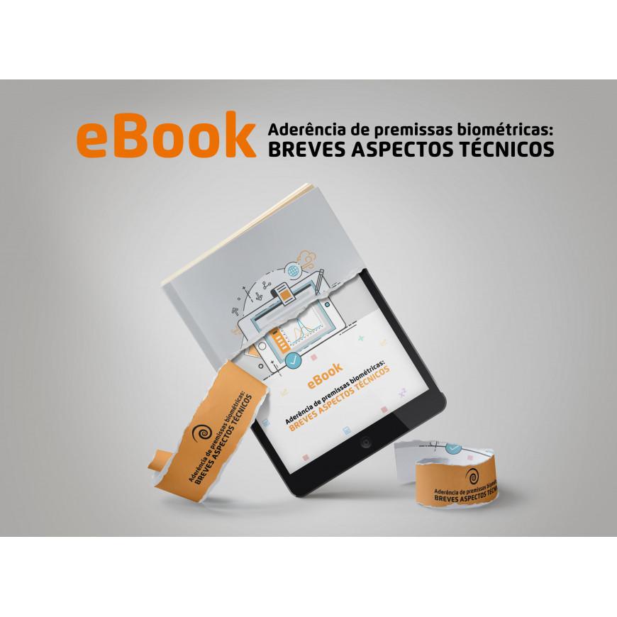 Novo e-book: Aderência de Premissas Biométricas