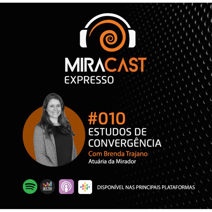 Miracast Expresso #010 - Estudos de Convergência