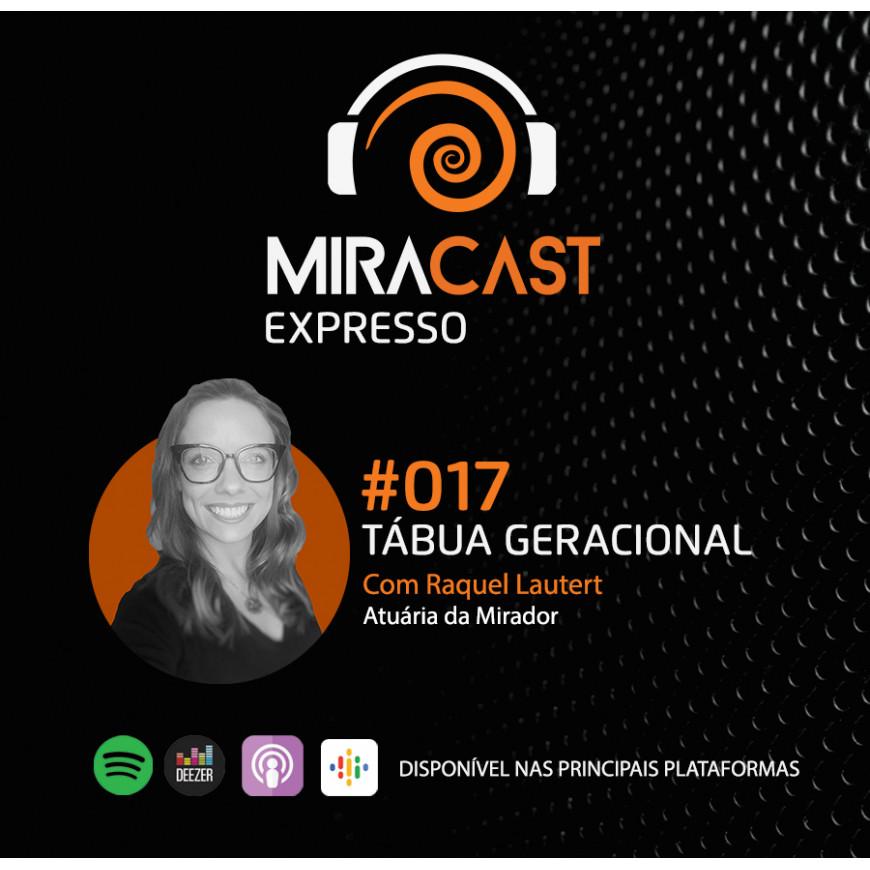 Miracast Expresso #017 - Tábua Geracional
