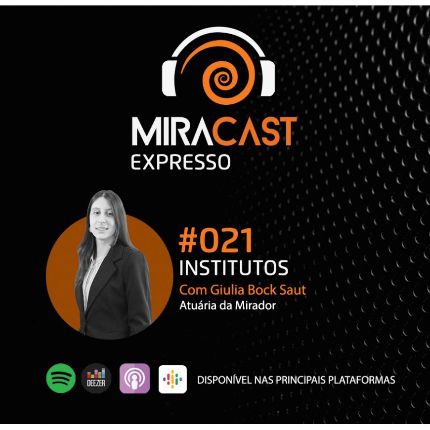 Miracast Expresso #021 – Institutos